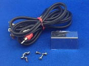 JVC JL F35 Turntable Audio Phono Cables