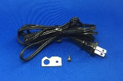Technics SL D2 Turntable AC Power Cord